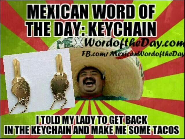 Pin By Rebecca Weale On Mexican Word Of The Day Mexican Words Word Of The Day Funny Words