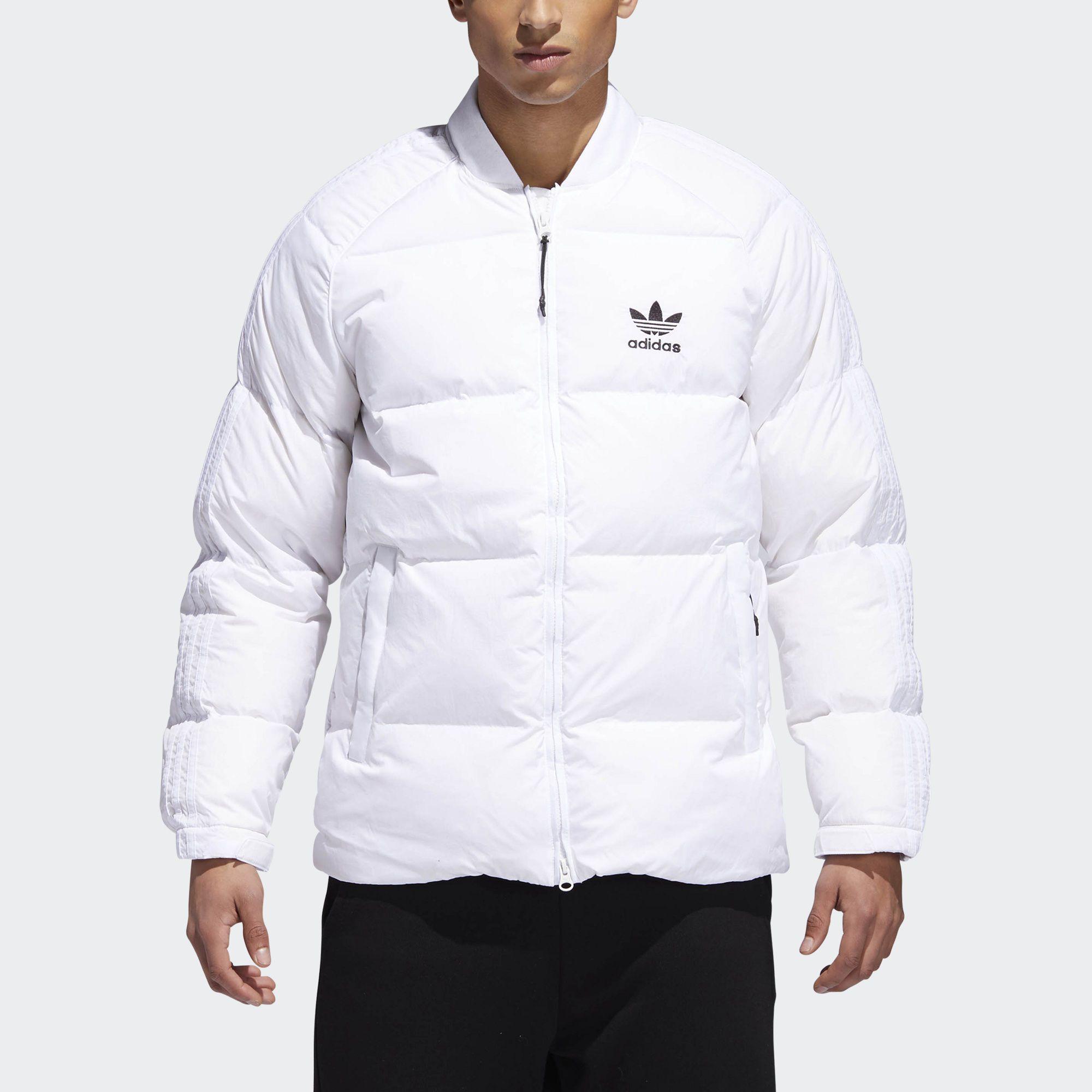 Пуховик SST Heavy adidas Originals | Пуховики, Куртка и