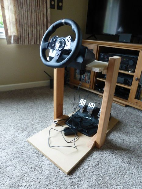Racing Wheel Stand With Images Racing Wheel Racing Chair