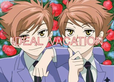 what ouran host are you