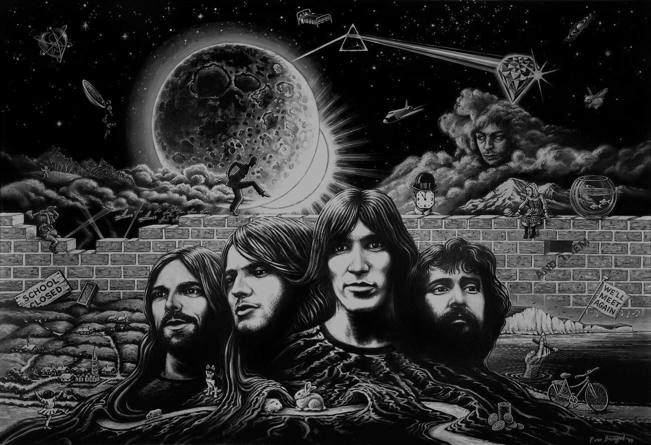 Images For > Pink Floyd Echoes | Cool stuff i found to be