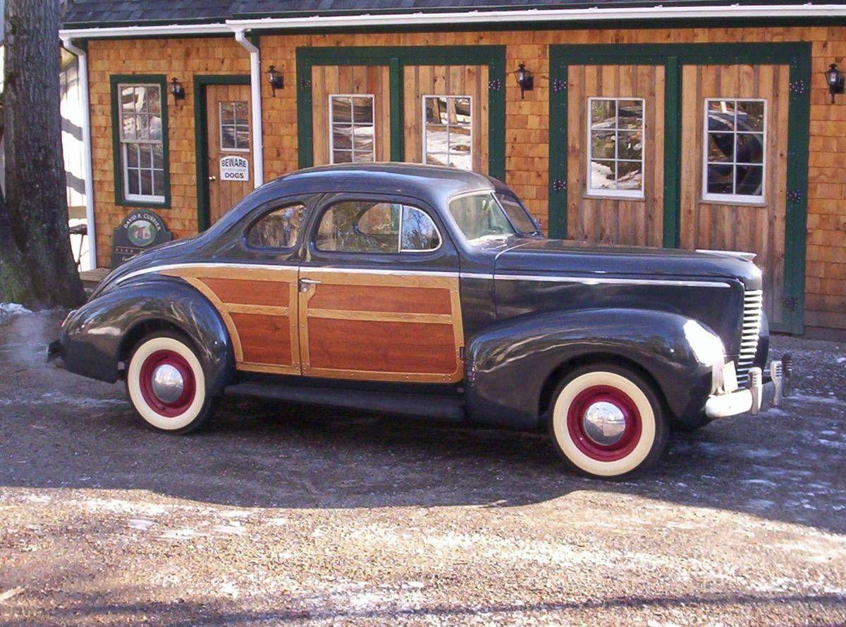 1939 Nash Lafayette for sale #1903806   Hemmings Motor News ...