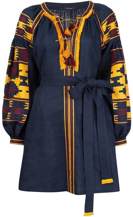 Vita Kin embroidered dress