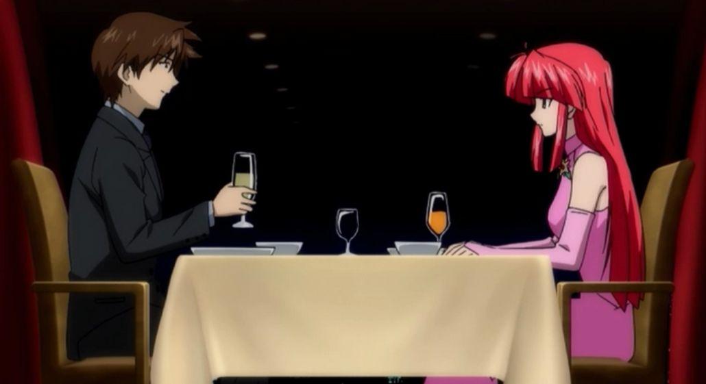 """You will pay, Kazuma... FOR ALL MY MEALS!"" - Kaze no Stigma analysis"