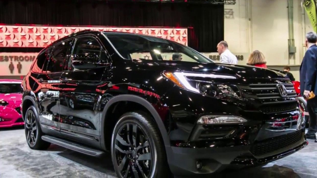2021 Honda Pilot Spy Redesign And Evaluate In 2020 Honda Pilot Honda Honda Ridgeline