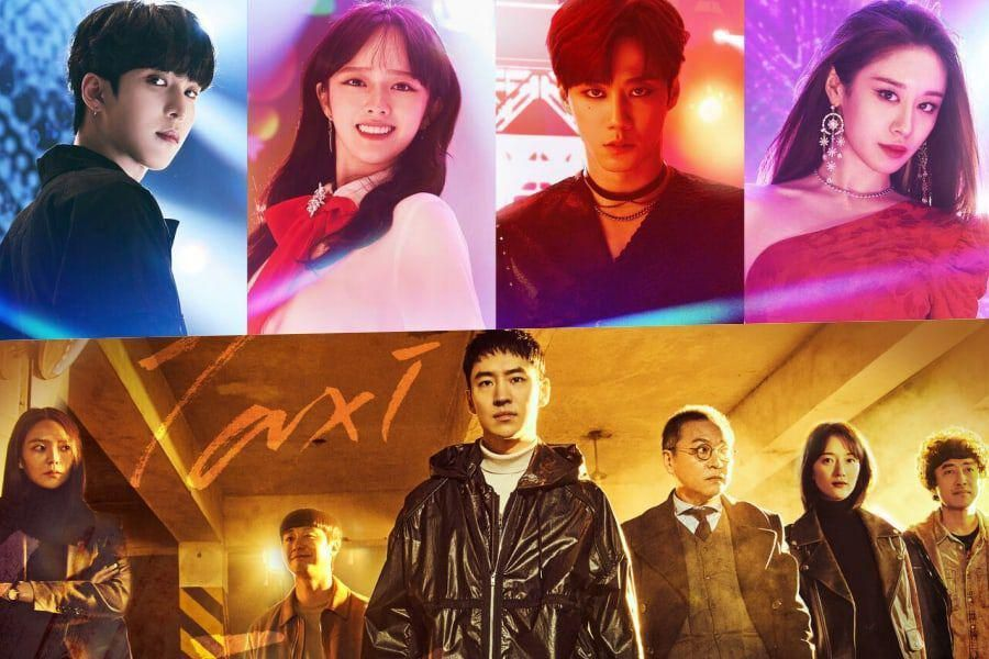 """""""Imitation"""" Joins Weekend Drama Ratings Battle As """"Taxi Driver"""" Stays No. 1"""