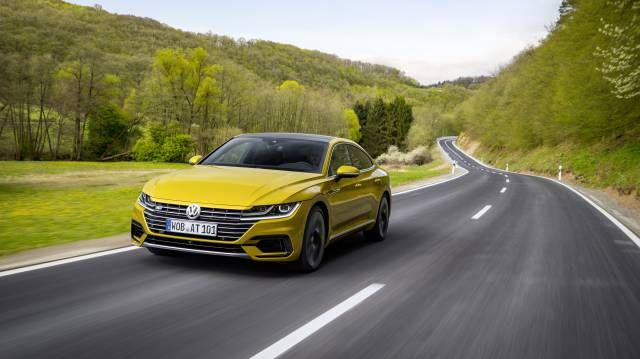 Volkswagen Arteon: el coche que aparca solo si te duermes o te da un infarto