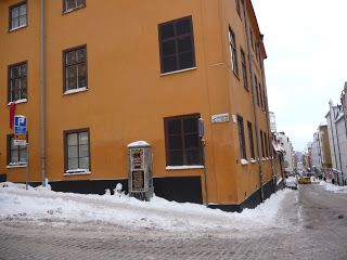 Jemina Staalo kuvia 2013: Häckelfjällin korttelista noidat nousivat Blåkullaan…