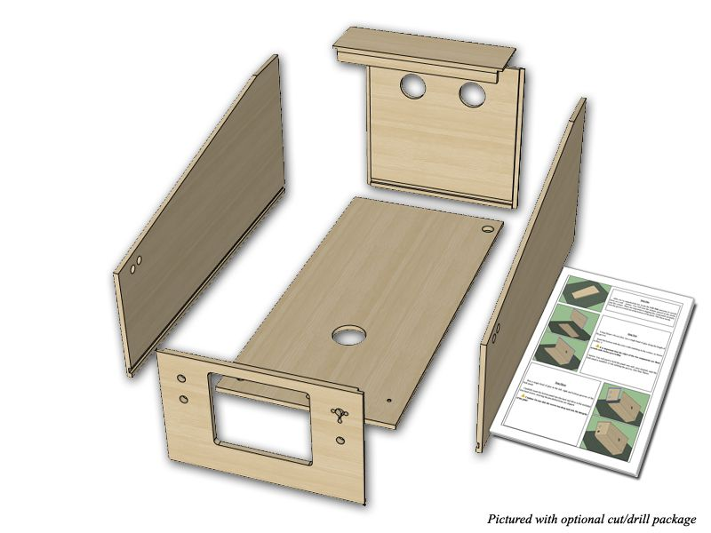 Flat Pack - WPC-style Standard Body Virtual Pinball Cabinet ...