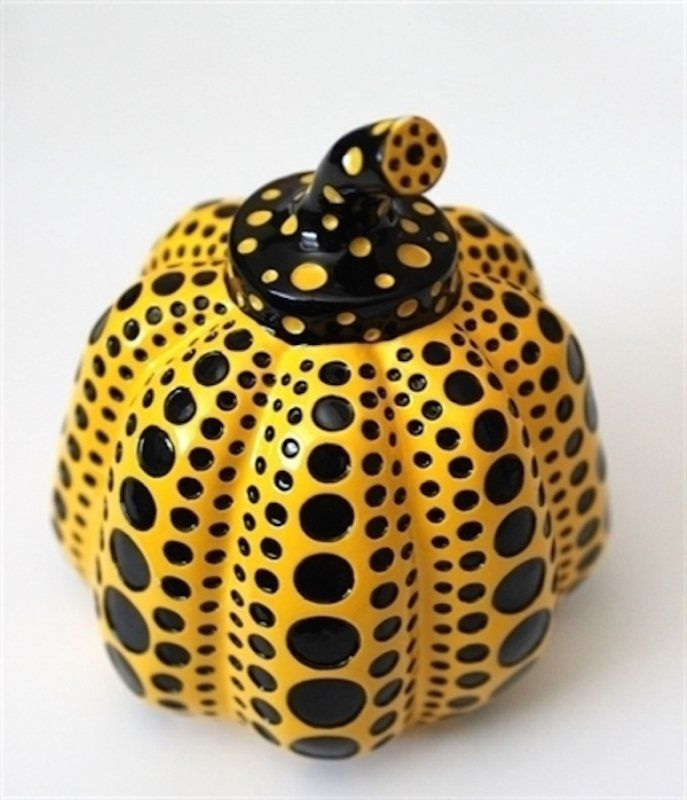 why yayoi kusama s crazy pumpkins are sane investments art for