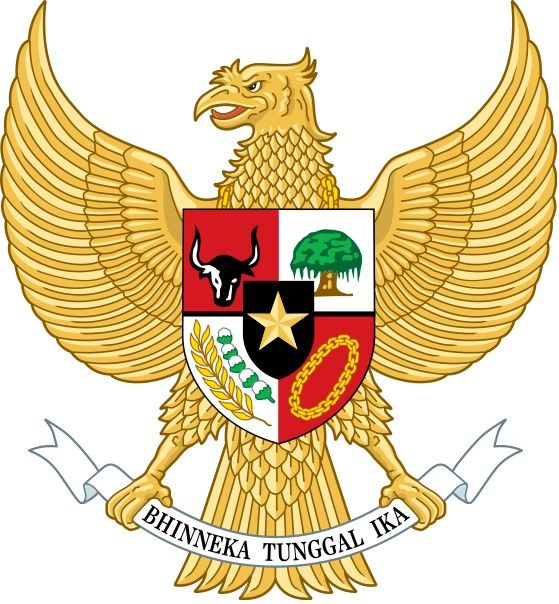 The 35 Most Beautiful Country Coats Of Arms In The World Ginva Coat Of Arms Indonesia Emblems