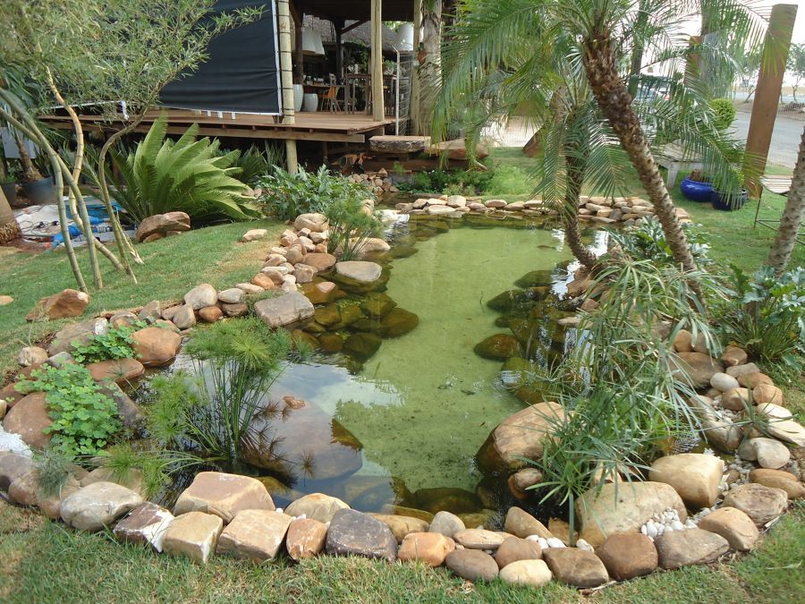 Cpmo fazer um lago artificial com de cor claro pesquisa for Como construir un lago artificial