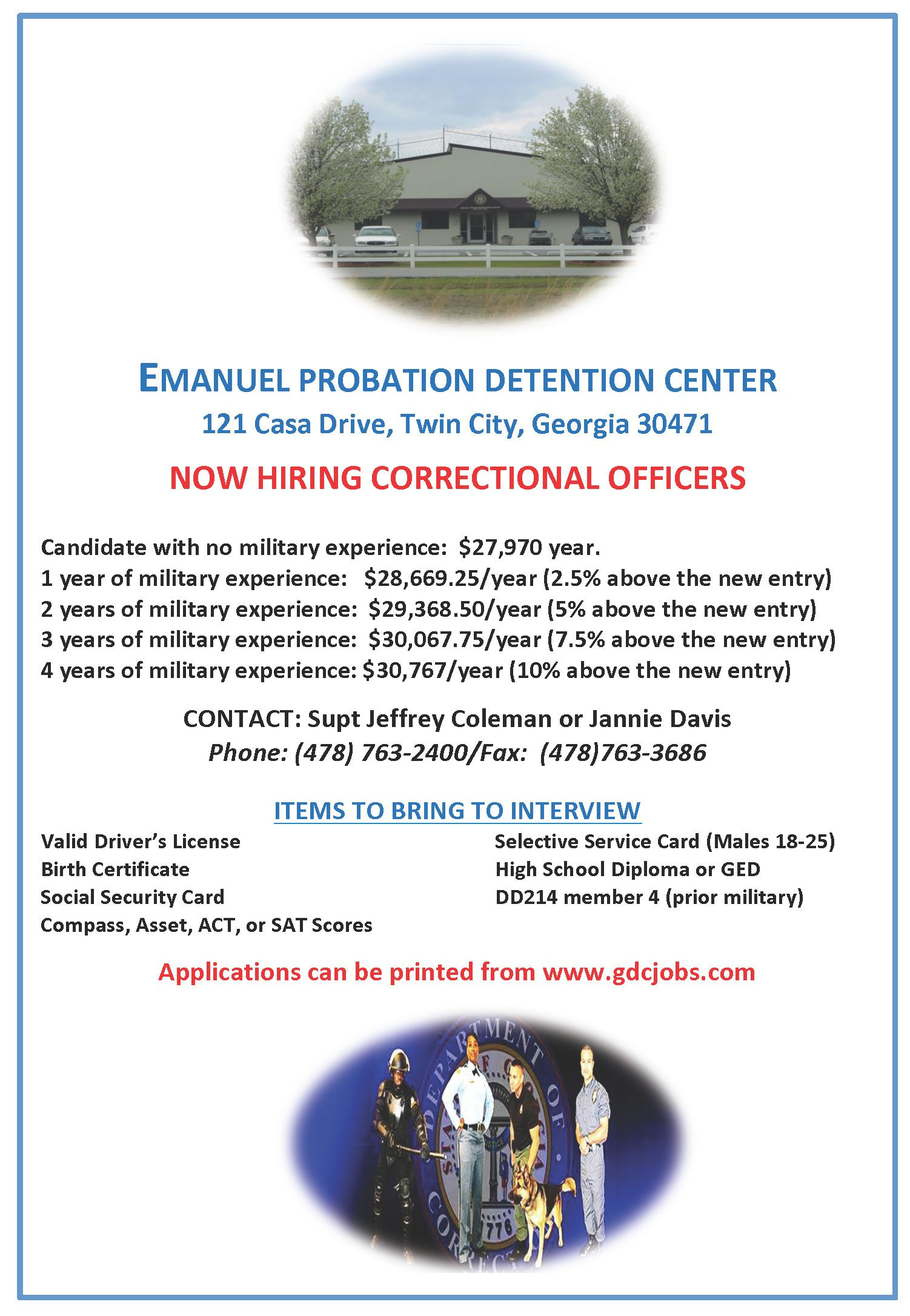 Do You Live Near Twin City Ga Are You Looking For A New Career