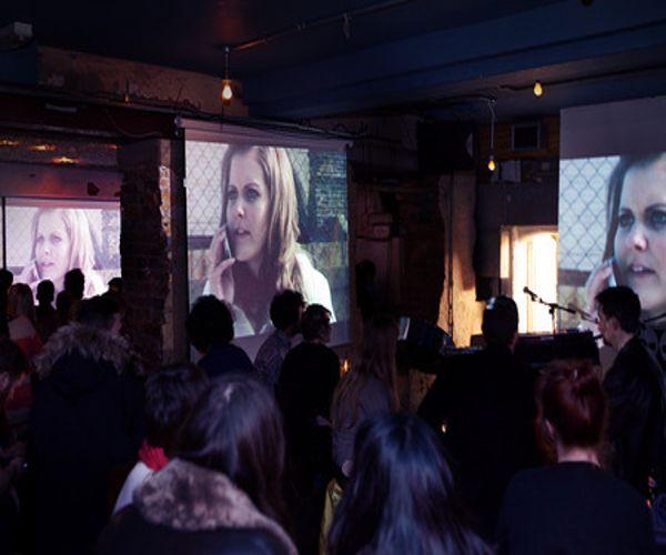 Screen Social Student Film Special at The Book Club,100 Leonard Street,London,EC2A 4RH,United Kingdom on 09/04/2014 at 19:00-00:00.Prices: Advance:£3, On the door:£4.To tie in with the Student Film In Transit competition, the music vs film night. Category: Arts   Visual Arts   Film / Cinema.Artists: Wildeast