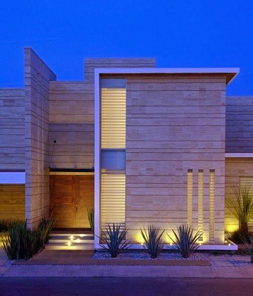 Casa navona ji arquitectos fachadas pinterest for Arquitectura moderna minimalista
