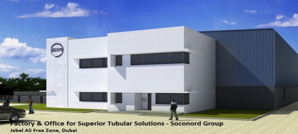 Pravarthi Building Contracting LLC is located in Dubai Investment