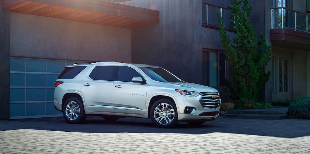 2019 Chevy Traverse Towing Capacity Tom Gill Chevrolet