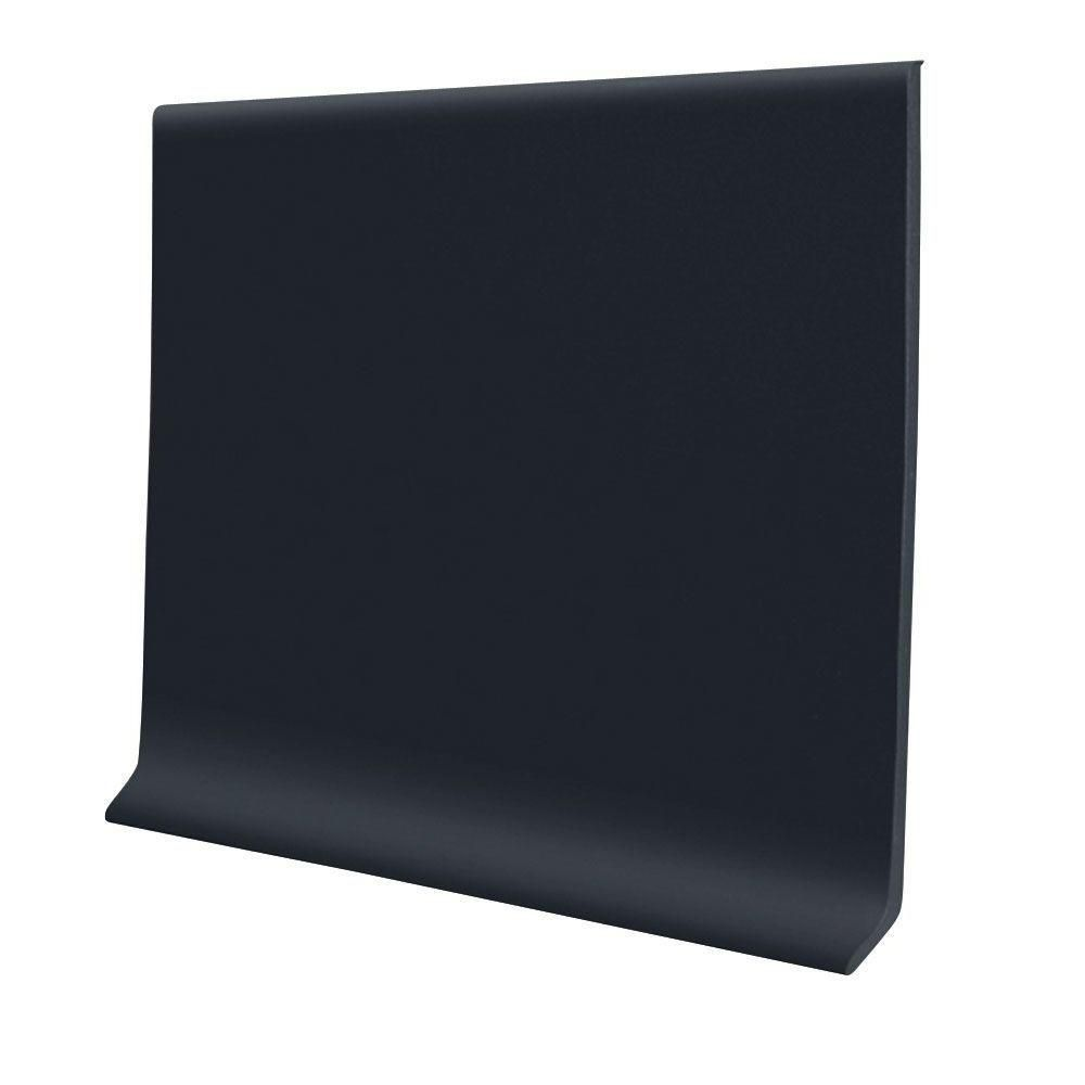 Vinyl Baseboard Black 4 Inch Cove Base Wall Molding Trim 100 Roppe Ready Moldings And Trim Wall Molding Vinyl