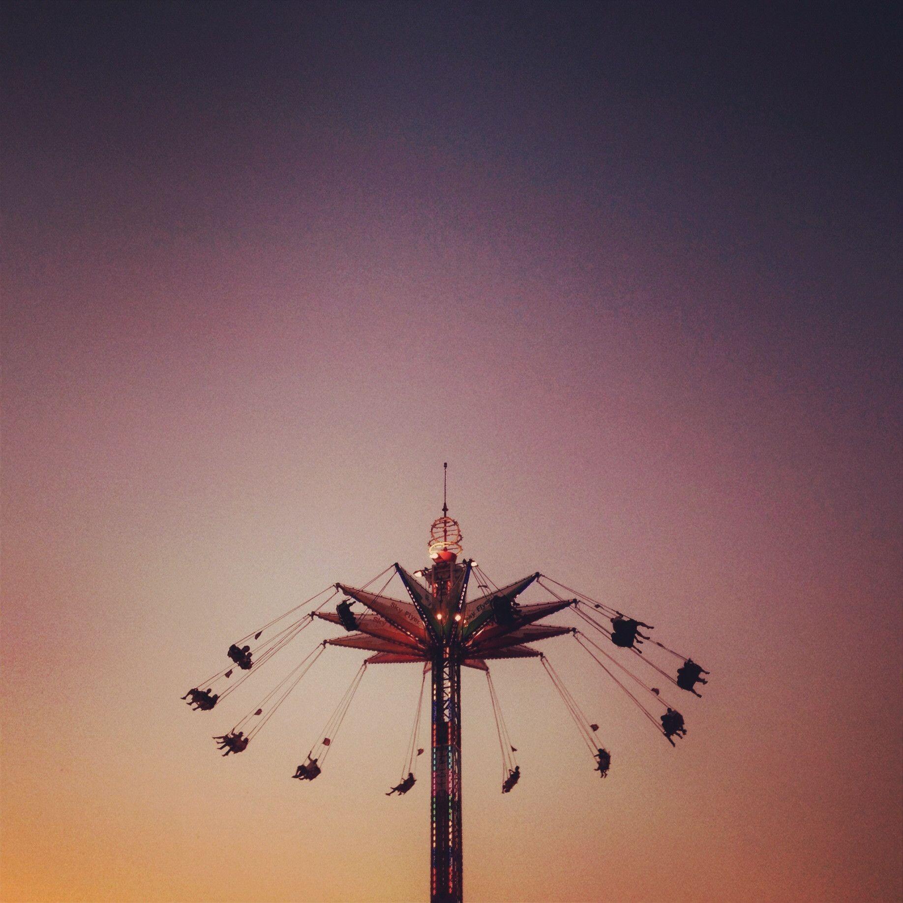 Swinging Through the Air 2