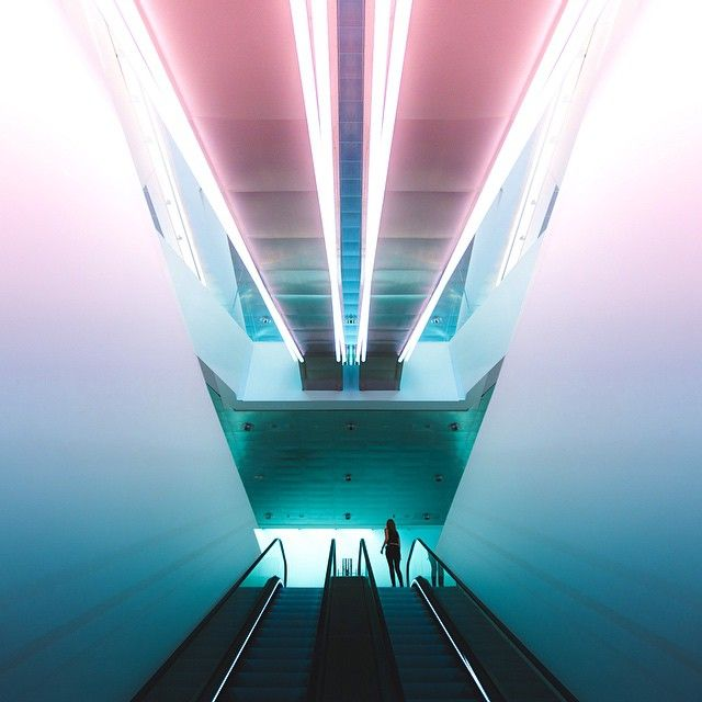#np_unrealarchitecture Instagram Series by @NoPattern | Abduzeedo Design Inspiration