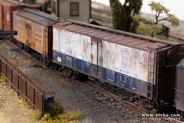 Modelos de vías férreas