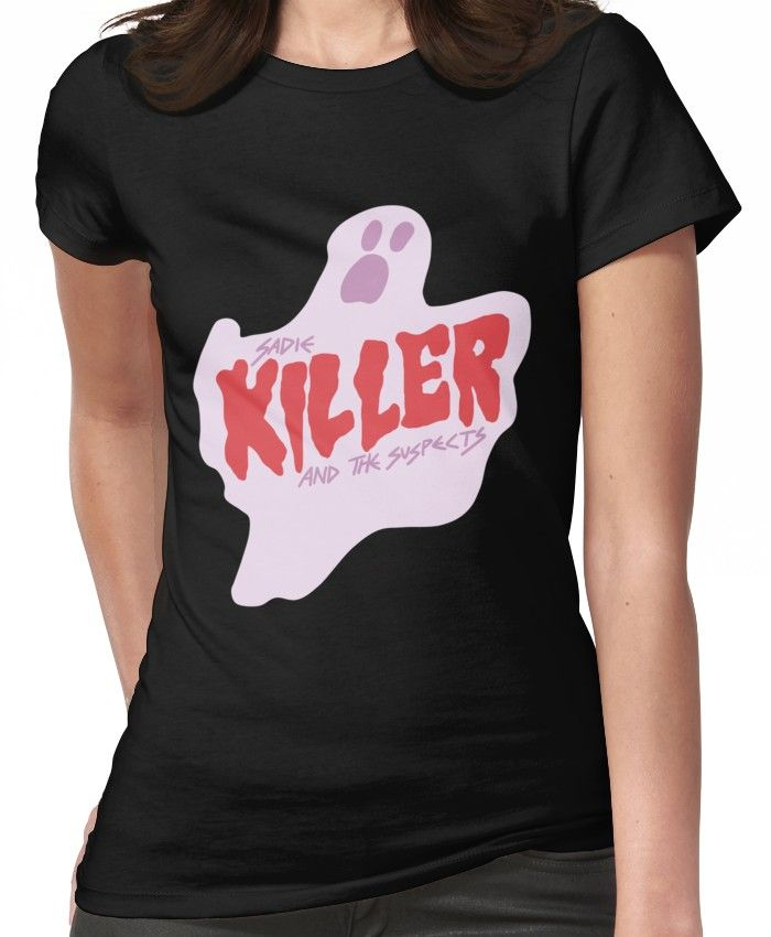 3b84435d34f30 Sadie Killer And The Suspects' T-Shirt by Jaeson L. | Products | T ...