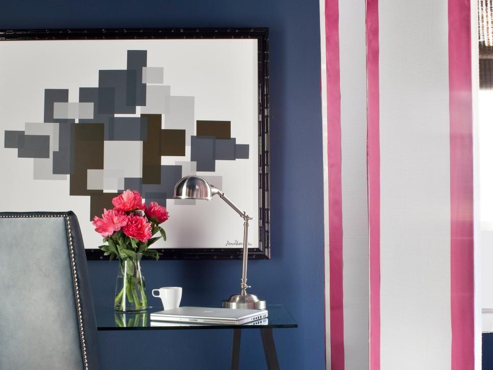 Room · Navy Blue Walls Create ...