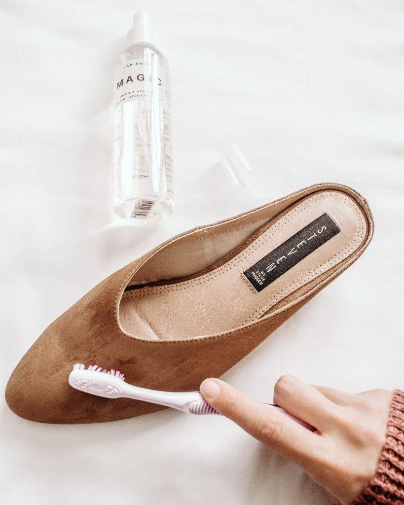 How To Take Care Of Suede Shoes Keep Dry Caring For