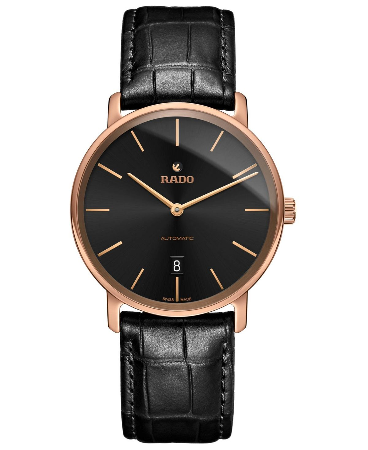 Rado Watch Leather Strap