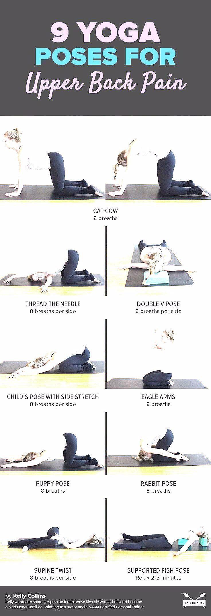 Photo of 9 Yoga-Übungen zum Lösen von Verspannungen im oberen Rücken