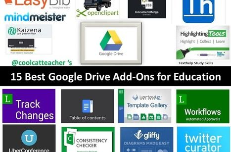 15 Best Google Drive Add-Ons for Education Health and technology - spreadsheet google docs mobile