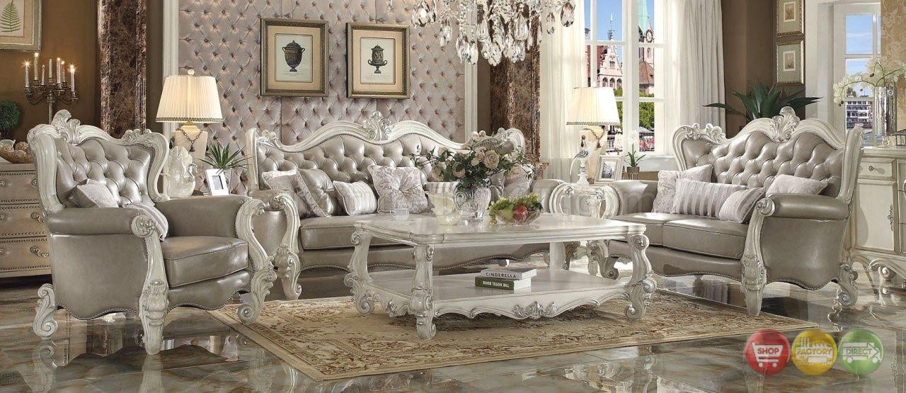 10+ Top Versailles Living Room Set
