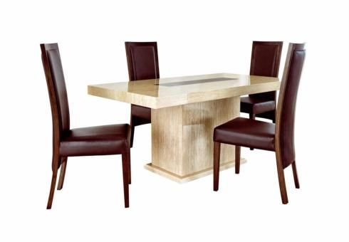 Merlin Extending Dining Table And 4