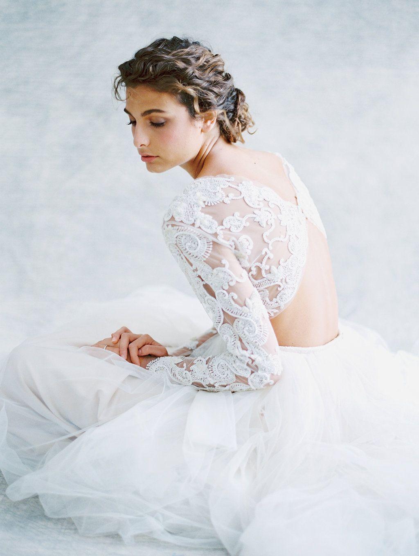 Romantic bridal hairstyle bridal hair inspo pinterest bridal