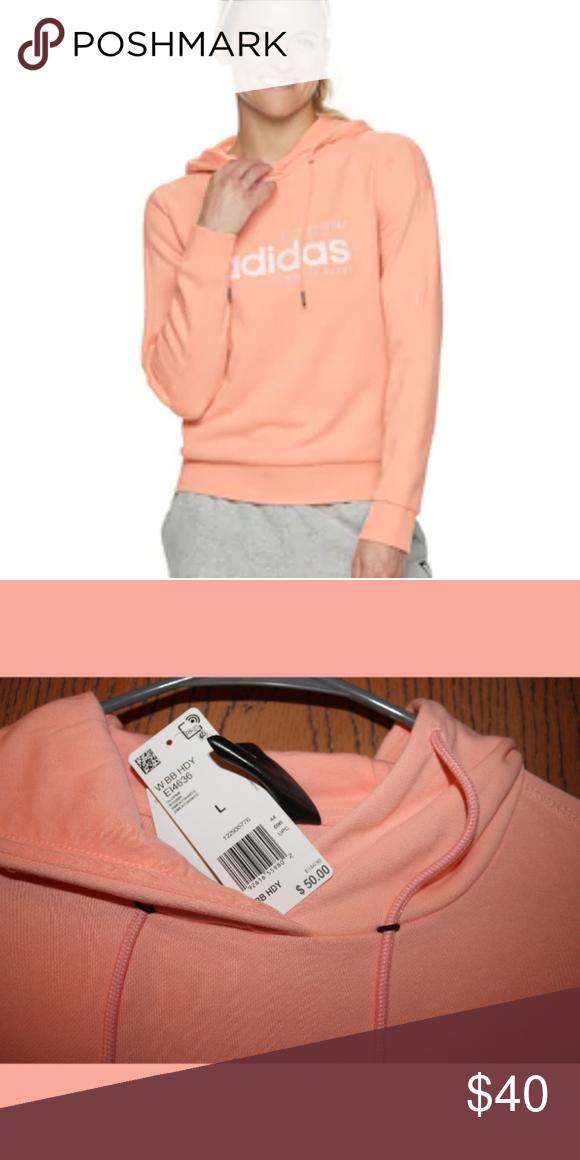 NWT!! Adidas hoodie in 2020 | Adidas