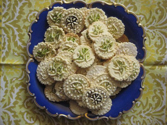 Traditional Persian Sweets for Norooz Part II Greetings from