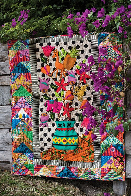 Mixing Quilt Elements | Modern, Learning and Quilt art : kathy quilts - Adamdwight.com