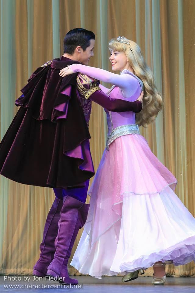 Princess Aurora&Prince Philip