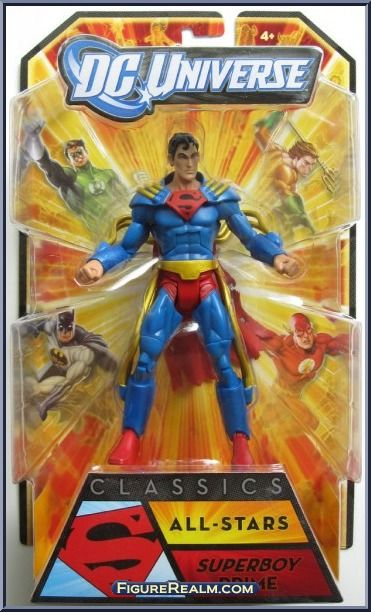 21 Classics Manufactured By Prime From Dc Universe Wave Superboy N0m8wOnv