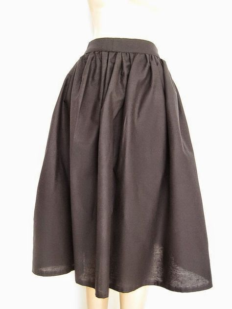 This full maxi skirt was made without a zipper. The FREE sewing ...