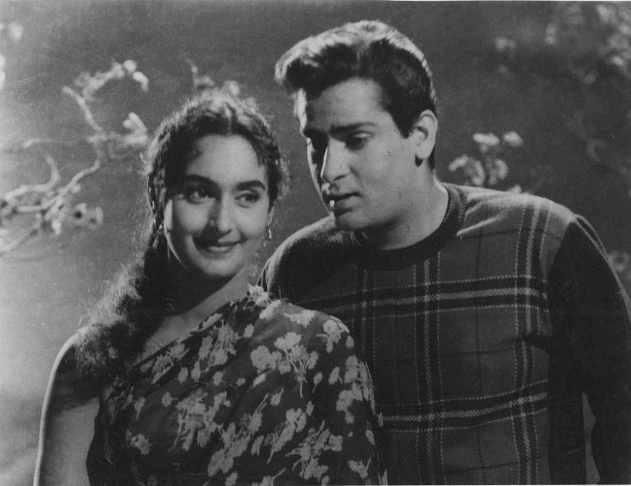 Shammi and Nutan in film Laatsaab | Shammi kapoor, Best actress award,  Vintage bollywood