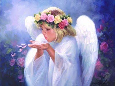 Preghiera di una mamma agli angeli custodi dei suoi figli for Immagini angeli da colorare