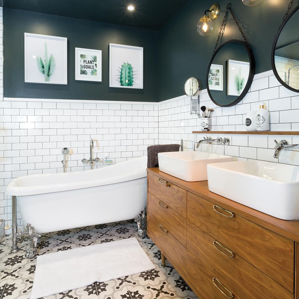 Les 17+ meilleures images de Je Décore  Salles de bain en 17