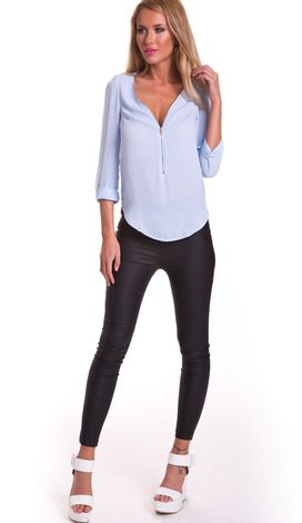 Pining Moon Top in Babyblue http://www.popcherry.com.au/boutique/