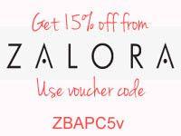 ZaloraPh discount code...