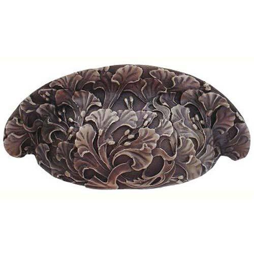 Notting Hill Decorative Hardware Antique Bronze Florid Leaves Bin Pull Nhbp 802 Bz Bellacor Bronze Antiques Antique Bronze