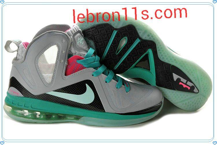 cheap for discount 387fd 7526b Cheap Lebrons Shoes Lebron 9 Elite South Beach GS Miami Vice 516958 001