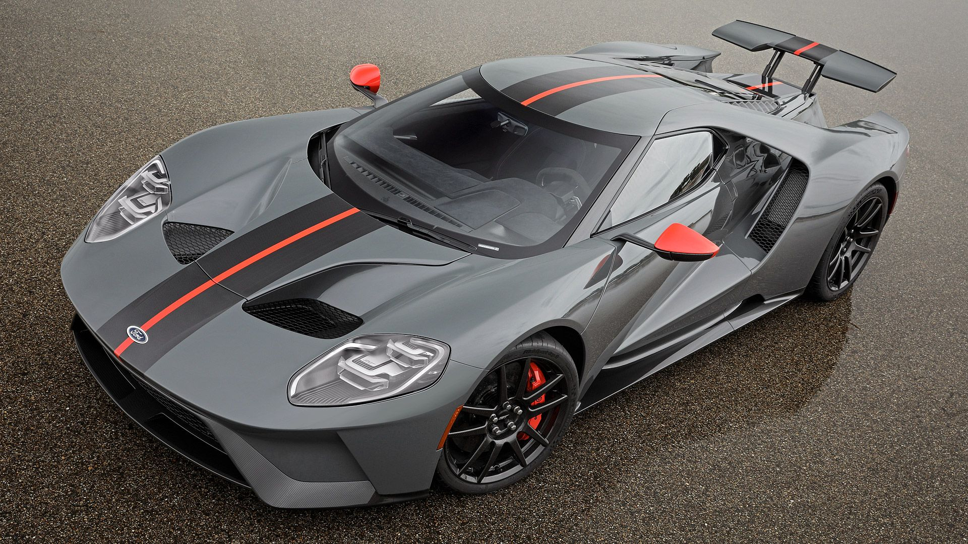 Ford Has Released The Lightest Version Of Their Gt Supercar Yet