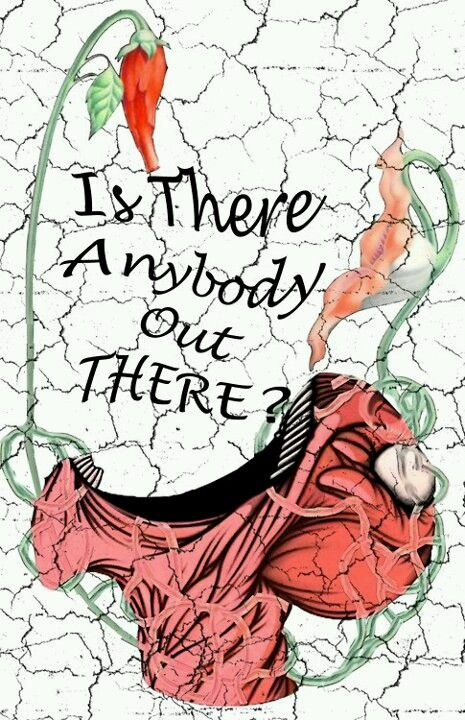 Is There Anybody Out There? #PF