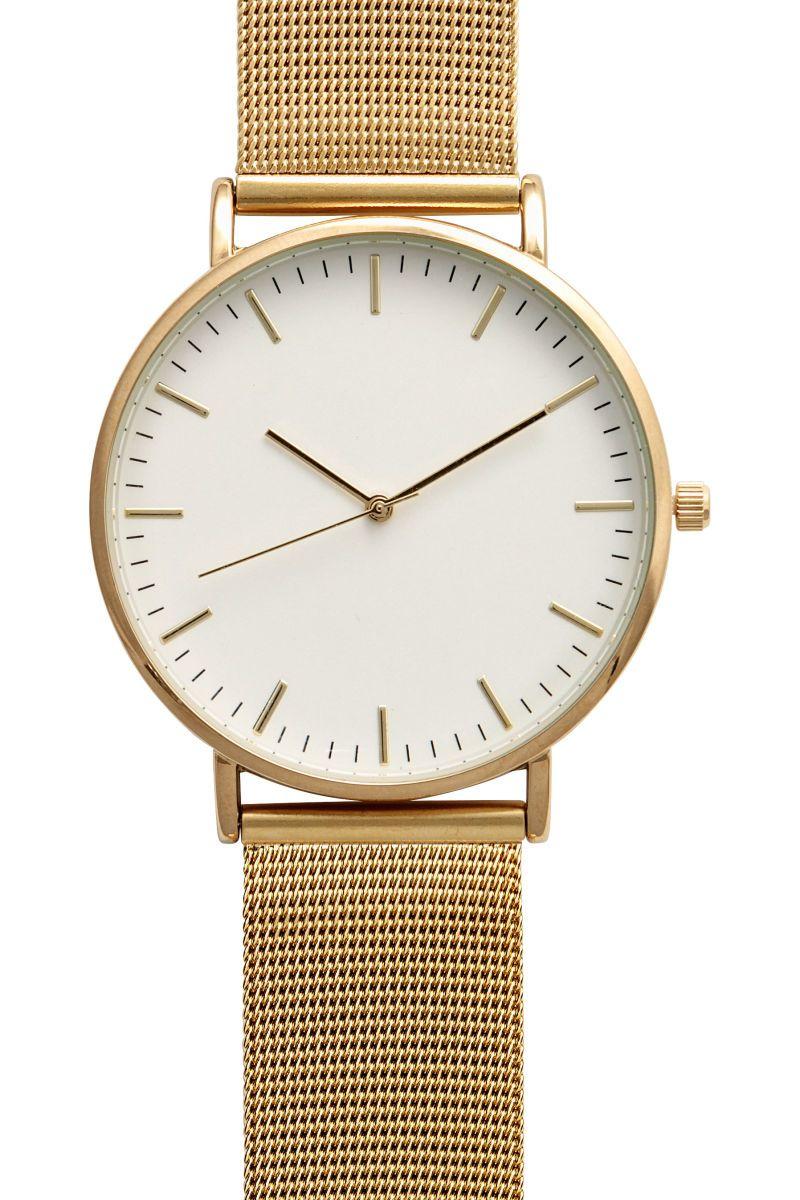 Metal Wristwatch  11426b53279